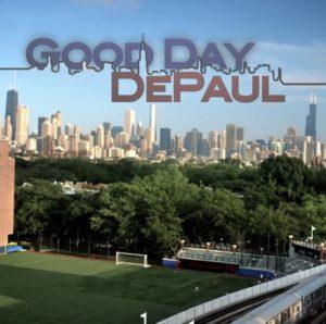 Good Day DePaul Logo