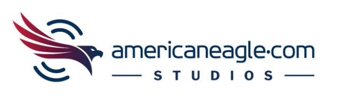 AmericanEagle.com Studios Logo